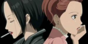 Nana and Hachi
