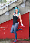 Bulma Bunny Version