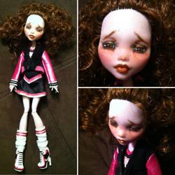 Monster High Custom: Lizzie