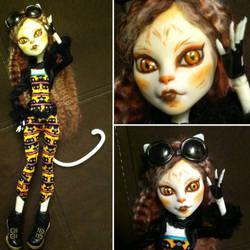 Monster High Custom: Calico