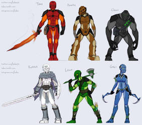 Bionicle - Toa Mata