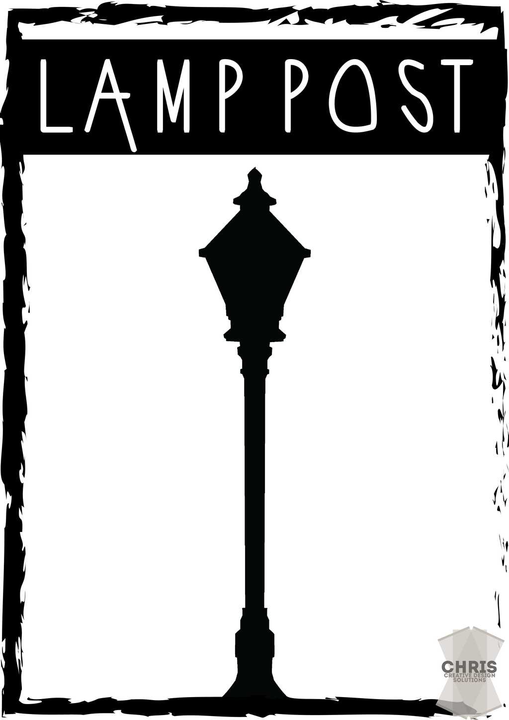 Lamp Post - Design Poster by mechris445