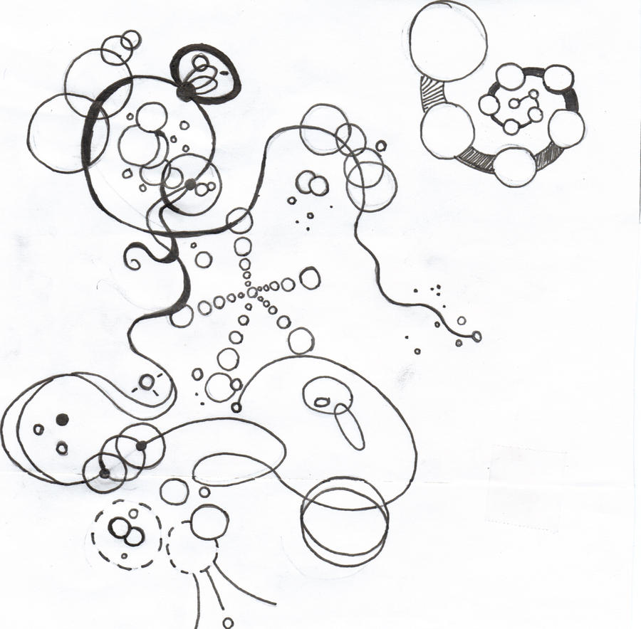 Line Art Abstract : Some abstract line art by branstopher on deviantart