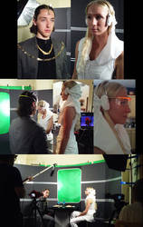Destroying Angel - Behind the Scenes by Arienne-Keith