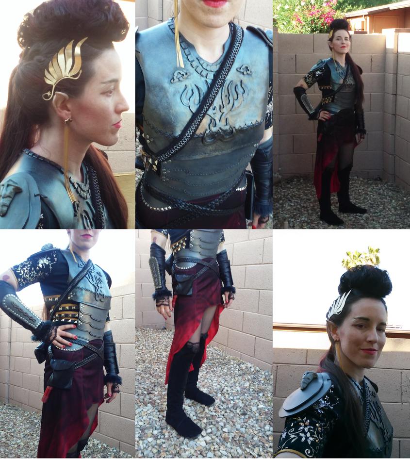 Yan Da - Full Costume by Arienne-Keith