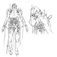 Karma Police Concept 2 by Lebbeus