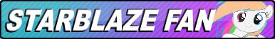 Starblaze Fan button by SocksLord