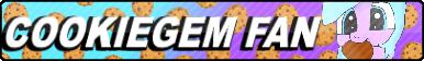 CookieGem Fan button by SocksLord