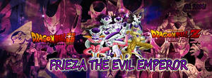 FRIEZA  COVER FOR FACEBOOK by SonGohanZ2015