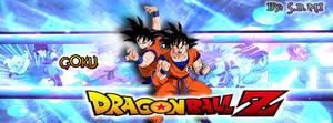 Goku Saga Saiyan 2016 by SonGohanZ2015