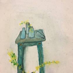 Watercolor practice  by Zaranii