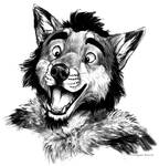 Bust Commission - CactusYote
