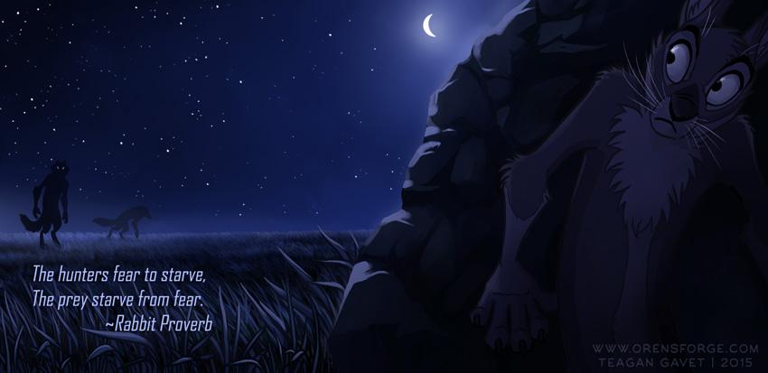 Oren's Forge - Prelude by teagangavet