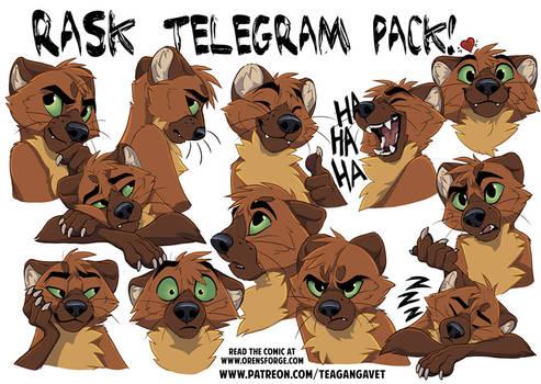 Rask Telegram Pack