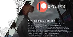 OK SO UHHH PATREON..