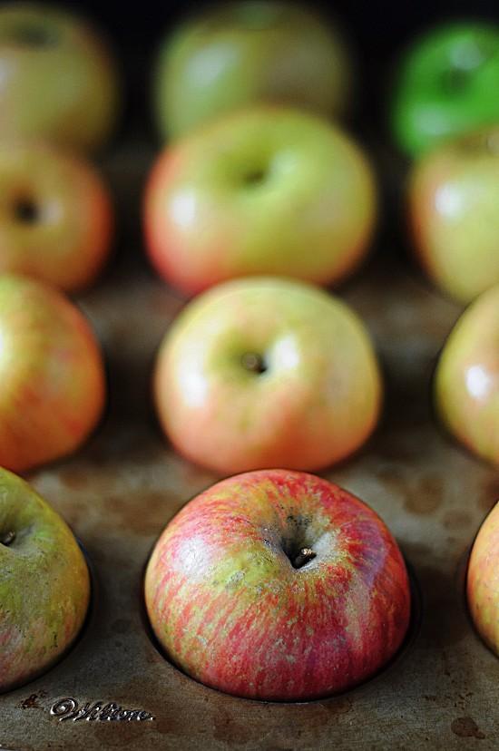 fuji apple bake by courey
