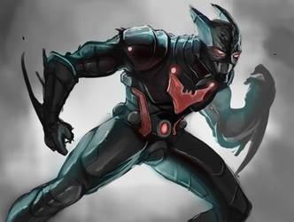 IronBat:Bleeding Bat by Kyveri