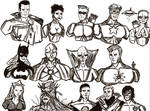 Daily DCU Day 131: Random Group Busts 2