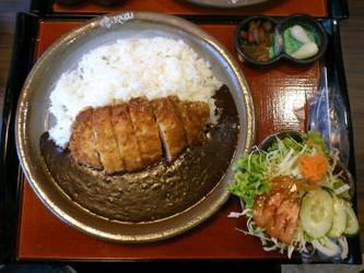 Tonkatsu Kare by a-atoji