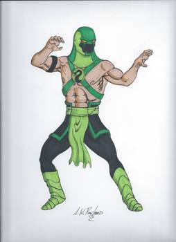 M.A.D.lands- Snakeman