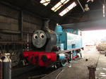 The Real Thomas by JD-Ripper
