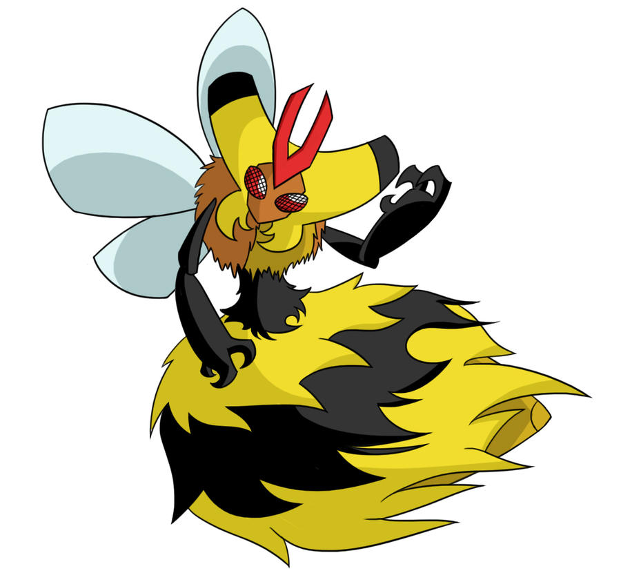 Pokemon Beedrill Vs Vespiquen Images   Pokemon Images