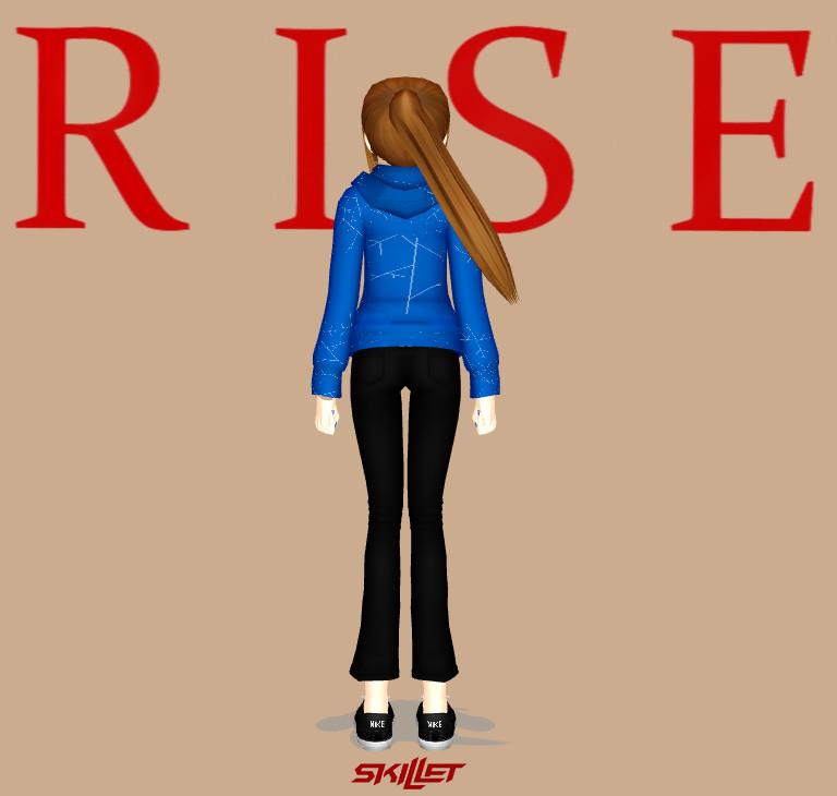 Skillet- Rise by CrystalChell on DeviantArt
