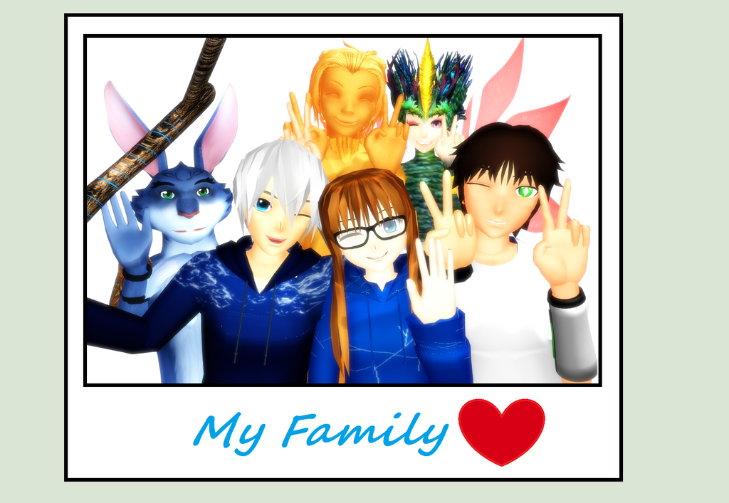 Family. by CrystalChell