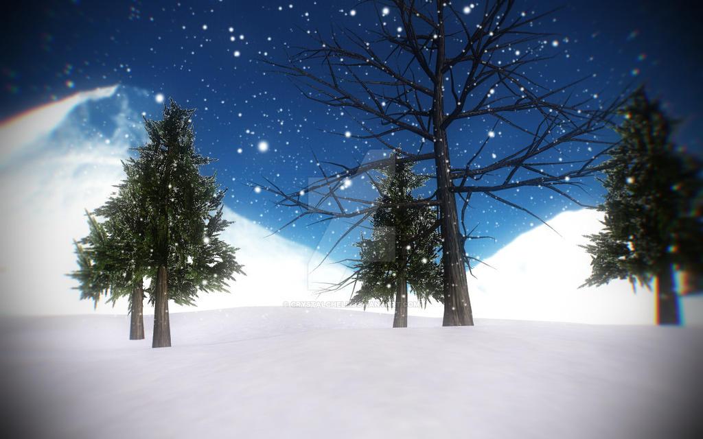 Winter Background DL