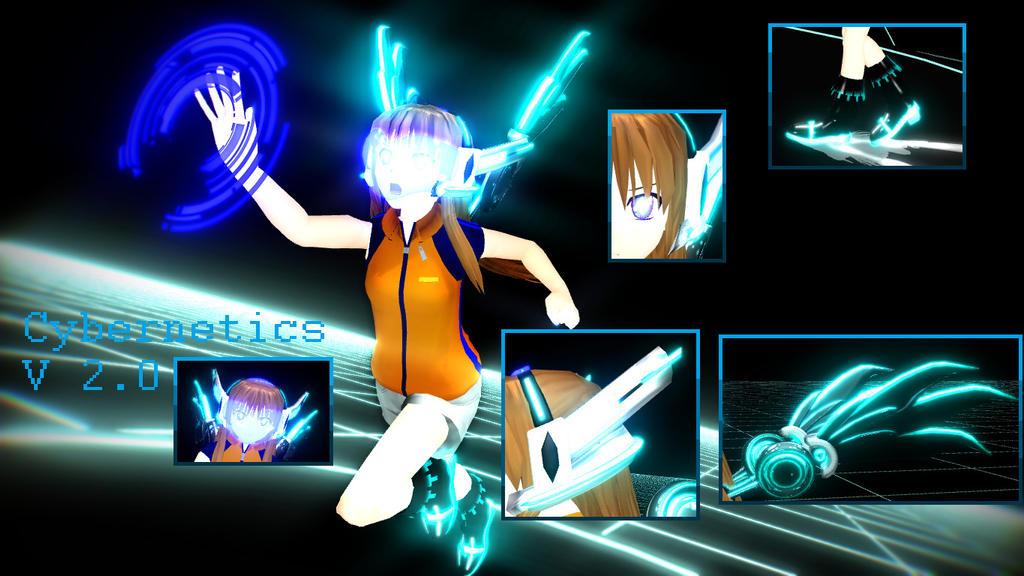 *NEW* Cybernetics V 2.0 by CrystalChell