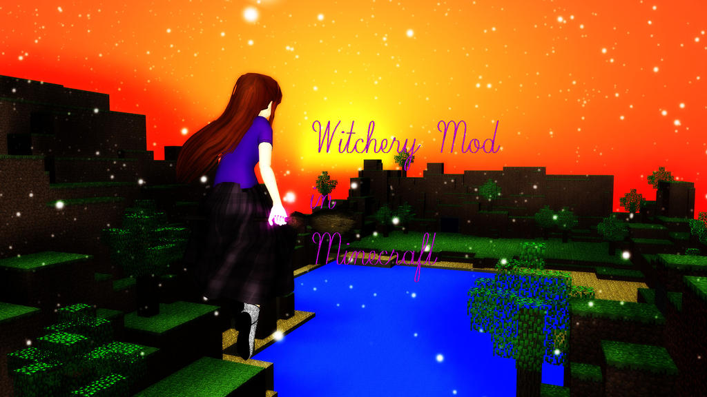 Witchery Mod by CrystalChell