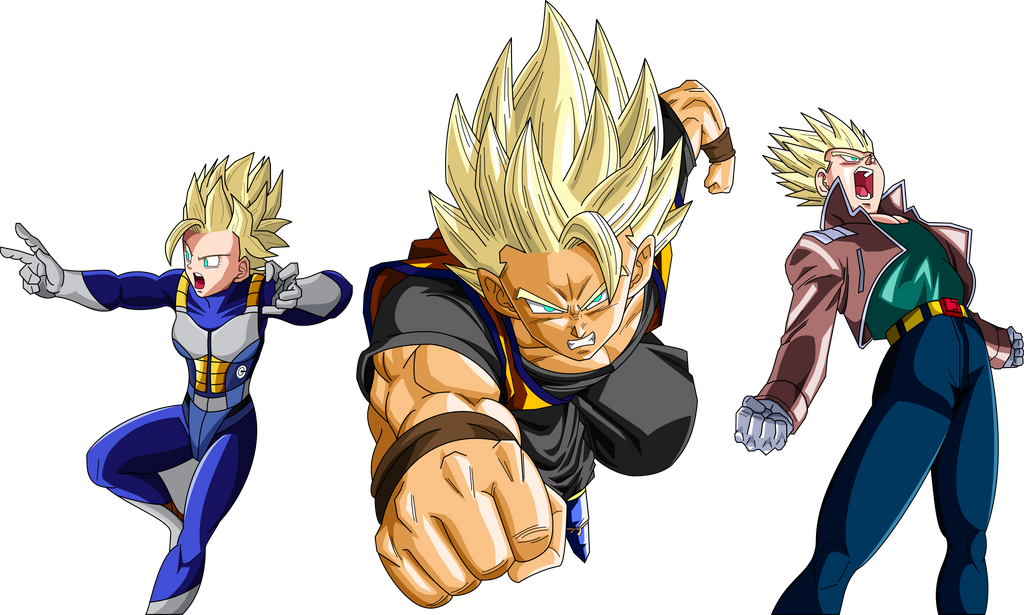 Last of the Super Saiyans by OWC478