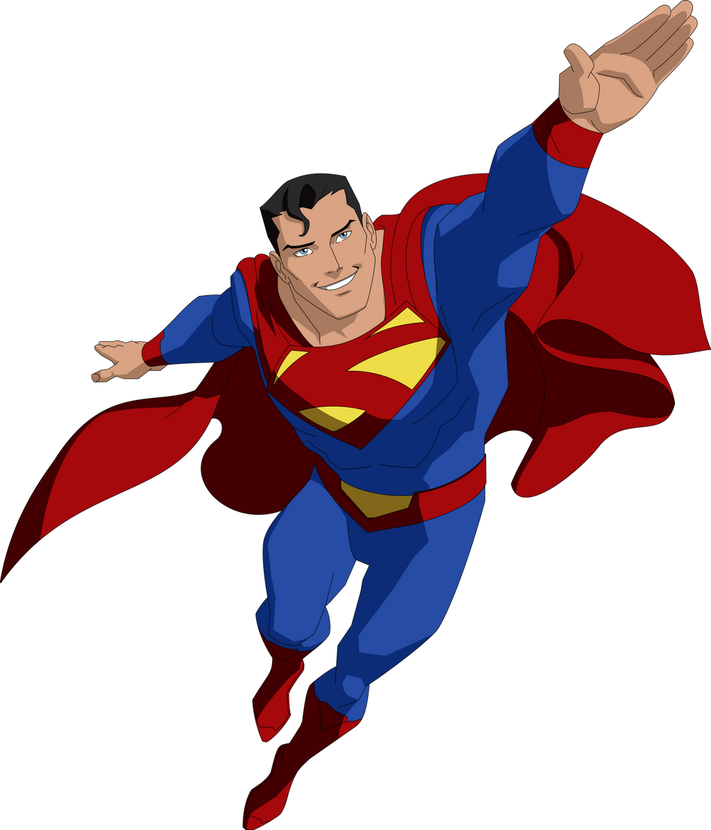 ... Earth 2 Superman (Bourassa Style) by MAD-54
