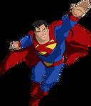 Earth 2 Superman (Bourassa Style)