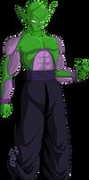 Piccolo (Saiyan Saga) MLL Redesign