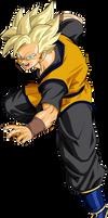 Goken (Super Saiyan) V1