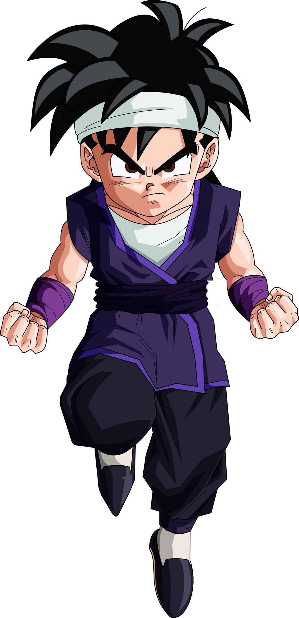 Gohan favourites by charliemanito on DeviantArt