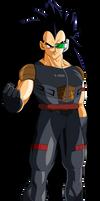Raditz (Saiyan Saga) MLL Redesign