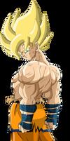 Super Saiyan Goku (Frieza Saga)  MLL Redesign