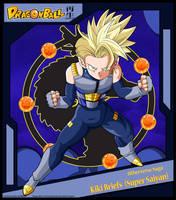 Kiki Briefs- Super Saiyan (Otherverse Saga) by MAD-54