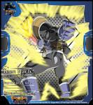 Ultra Super Saiyan Teen Nach (Invasion Saga)