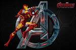 Avengers AOU- IronMan (EMH)
