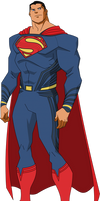 Superman BvS (Bourassa)