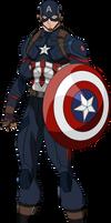 Captain America Civil War (Bourassa)