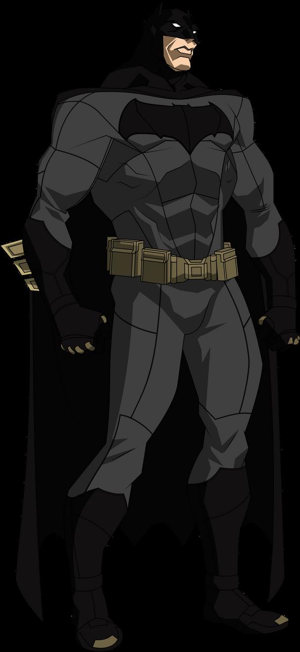 Batman BvS (Bourassa) by MAD-54