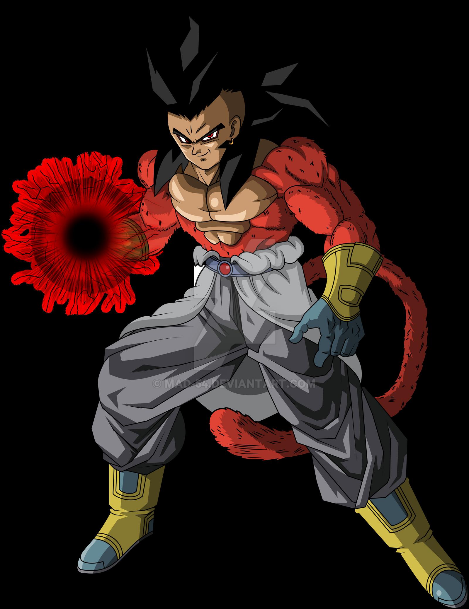 (Super Saiyan Beast) Maduka by MAD-54 on DeviantArt