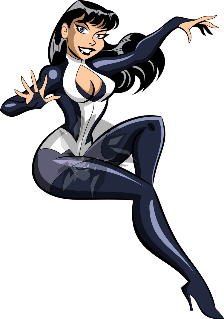 Zatanna Bruce Timm Style By Mad 54 On Deviantart