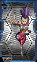 Super Mutant Parseri (Invasion Saga) by MAD-54