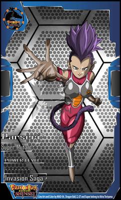 Super Mutant Parseri (Invasion Saga)