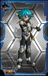Teen Boxer Proto-type ExoSuit (Invasion Saga)